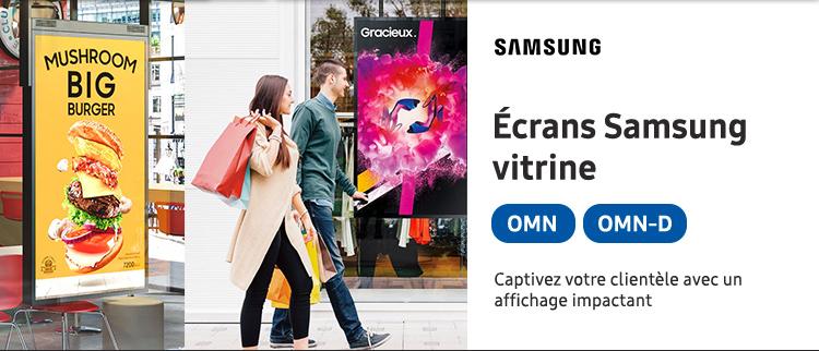 nouveau OM Samsung